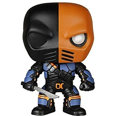Funko POP TV: Arrow - Deathstroke Action Figure: Funko Pop! Television:: Toys & Games