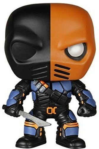 Funko POP TV: Arrow - Deathstroke Action Figure,Multi-colored