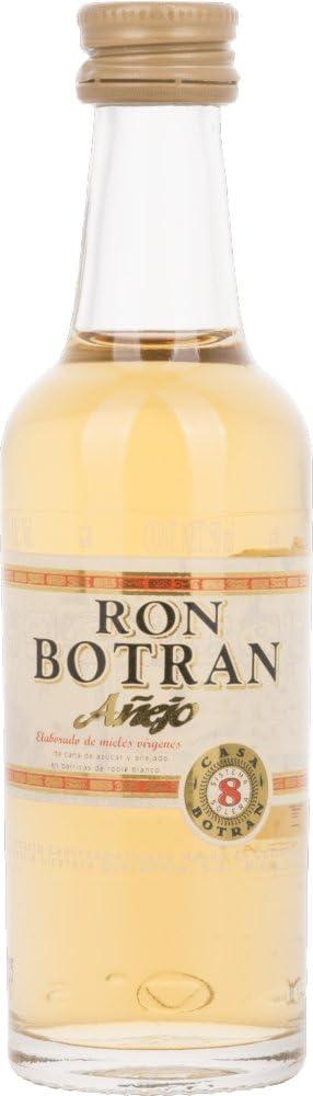 Botran 8 Years Old Rum - 3 botellas x Unidades: Amazon.es ...