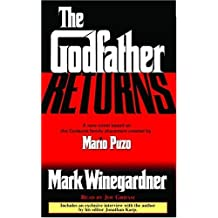 The Godfather Returns: The Saga of the Family Corleone Abridged edition by Winegardner, Mark published by Random House Audio (2004) [Audio Cassette]
