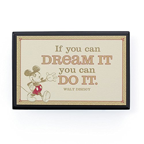 "Hallmark Disney Mickey Mouse ""If you can dream it, you can"