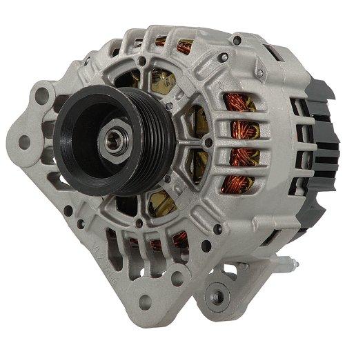 LActrical NEW HIGH OUTPUT 170AMP ALTERNATOR FOR VW VOLKSWAGEN BEETLE TURBO S BEETLE JETTA TDI GL GLS GOLF 1.8L 1.9L 2.0 2.0L 99 99 2000 00 01 02 03 04 05 06