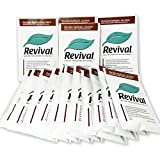 Revival Chocolate Daydream Soy Protein Shake, 3 Sweetener Options Available, 20g of Natural