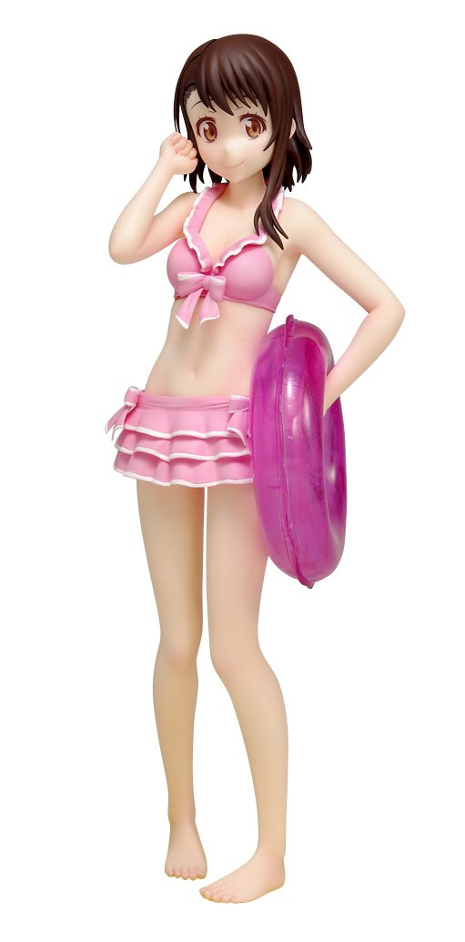 Nisekoi Onodera Kosaki Beach Queens Version 1/10 Scale PVC Figure