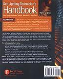 Set Lighting Technicians Handbook