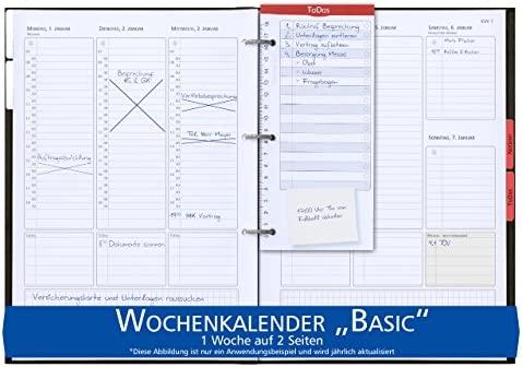Schaar de diseño flexinotes Organizador A4 rellenable, libro ...