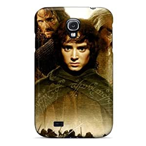 Slim Fit Tpu Protector Shock Absorbent Bumper Lord Of The Rings Case For Galaxy S4