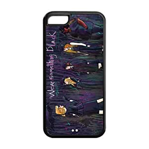 Hard Rubber Special Design iPhone 5c Cover American Horror Story Case for iPhone 5c
