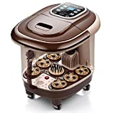 WE&ZHE Multifunction foot tub electric heat roller spa massager wash foot basin , 2