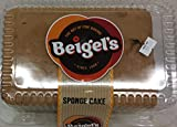 The Art Of Fine Baking Beigel's Since 1949 Sponge Cake 15 oz.