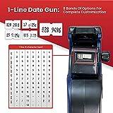 Perco 1 Line Labeler Gun & Labels