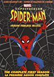 The Spectacular Spider-Man (The Complete First Season)