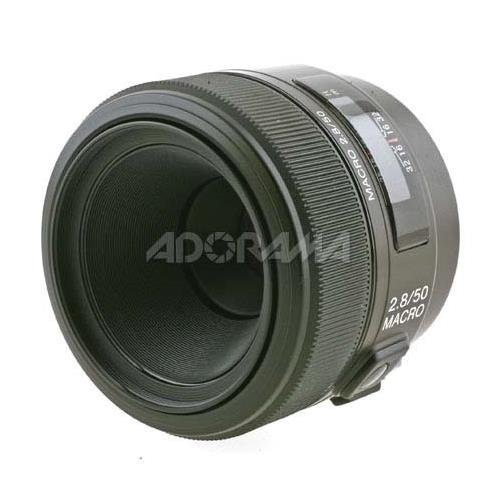 Sony 50mm f/2.8 Macro Lens for Sony Alpha Digital SLR for sale  Delivered anywhere in USA