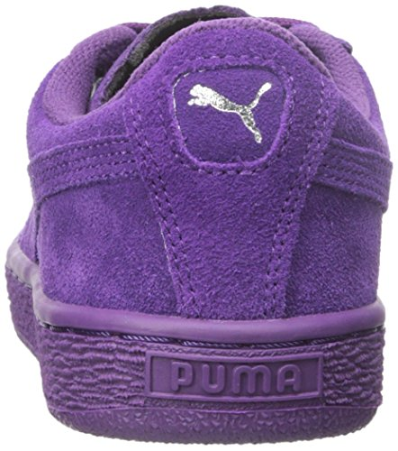 PUMA Suede Jr Classic Kinder Sneaker (kleines Kind / großes Kind) Imperial Purple / Imperial Purple