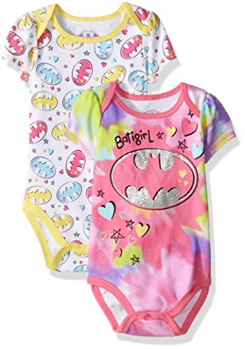 warner-brothers-baby-girls-batbaby-girl-2-pack-bodysuit-layette-set-pink-3-6-months