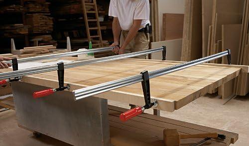 Bessey TGK60 Malleable Cast Iron Screw Clamps 600//120//35 x 11 mm