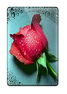 Sanp On Case Cover Protector For Ipad Mini/mini 2 (flower)