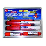 Orion Safety Products Coastal Alert/Locate Signal Kit - CSTL ALRT/LCAT FLAR SNGL - Single Kit (952SNGL)