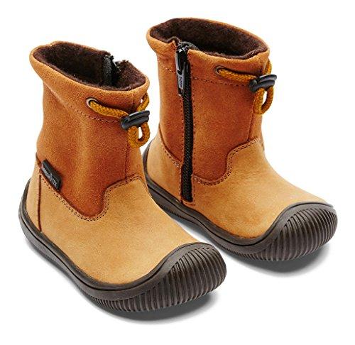 Bundgaard Winter Boot Walk Tex Pull on Tan