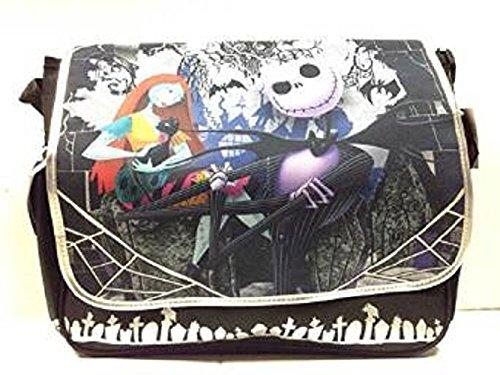 Disney Tim Burton's The Nightmare Before Christmas Large Messenger Bag from Disney