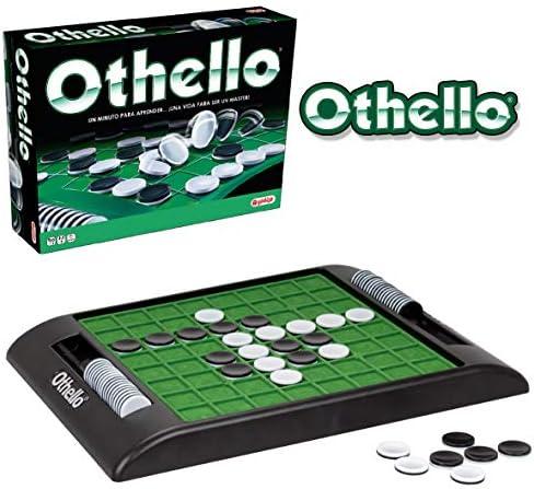 Lúdilo- Othello, Color Negro y Verde (80808): Amazon.es: Juguetes y juegos
