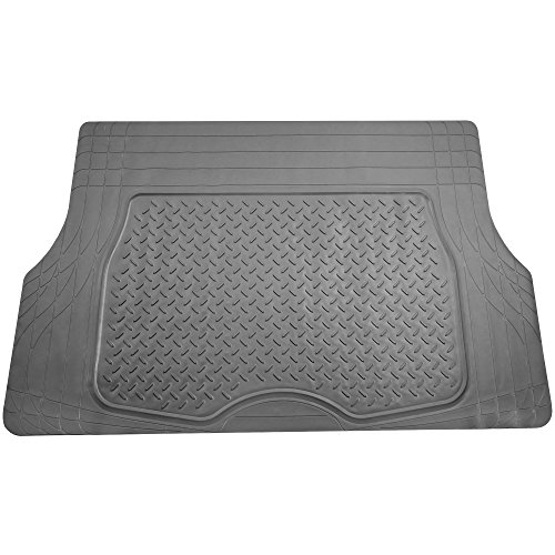 FH Group F16401GRAY Gray Trimmable Cargo Mat/Trunk Liner (Premium Quality) ()