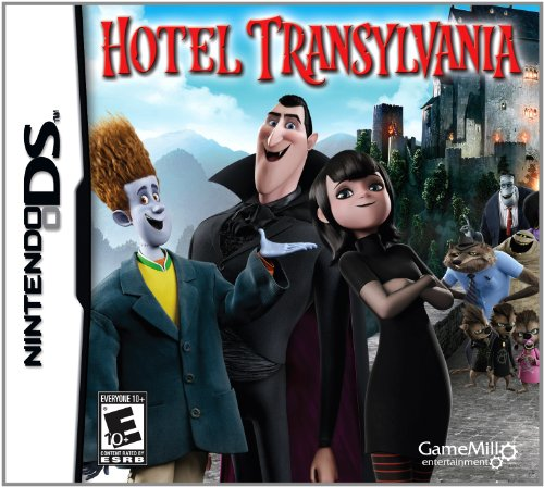 hotel transylvania ds game - 1