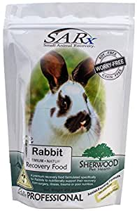 Sherwood SARx for Rabbits-soy/grain-free (compare to 'Critical Care')