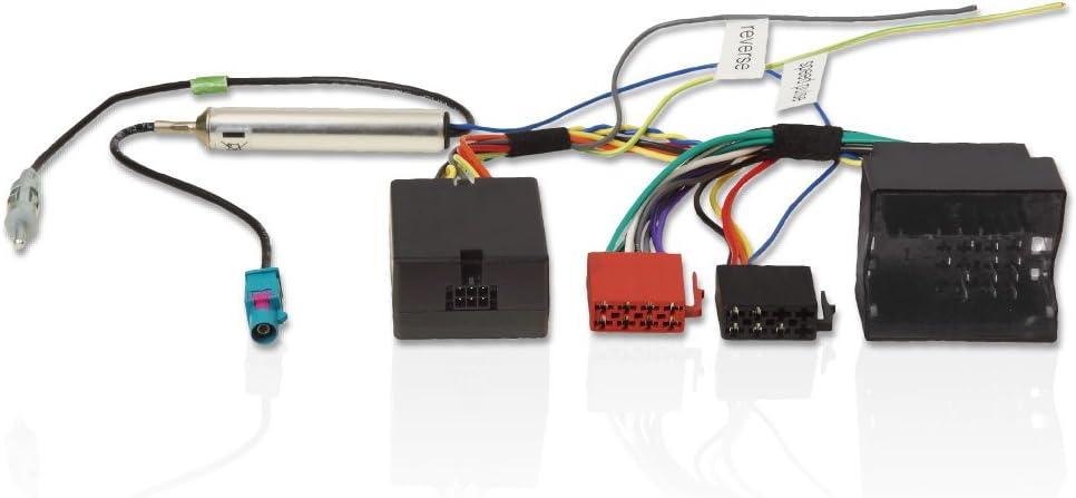 Adaptador Bus CAN para Seat. Interface para la instalación de radios de coche y navegadores GPS en Ibiza, Leon, Alhambra, Altea, Toledo y Mii