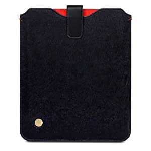 Black Rosie Fortescue iPad Pouch