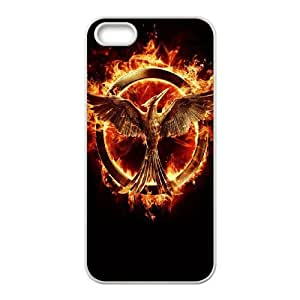 The Hunger Games 3 YT0010718 Phone Back Case Customized Art Print Design Hard Shell Protection Iphone 5,5S