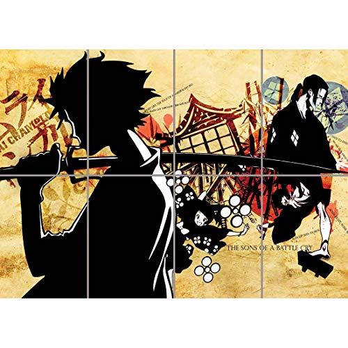 anime poster samurai champloo buyer's guide