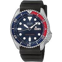 Seiko Divers Automatic Deep Blue Dial Mens Watch SKX009K1 by Seiko