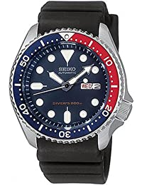 Divers Automatic Deep Blue Dial Mens Watch SKX009K1