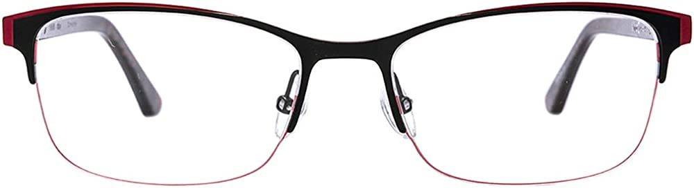 Etnia Barcelona Calais BKGD Black Golden Metal Rectangle Eyeglasses 52mm