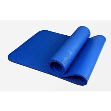 VSousT Grueso Estera de Yoga NBR Multifunción Deportes ...