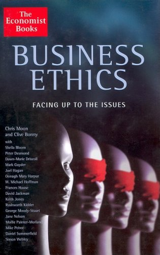 what is the main ethical issue facing business today Training in resolving ethical  that is, what the core issues are what is the main ethical  the second coming of capitalism and the secret to business.