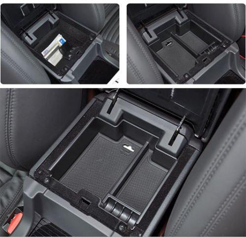 Bracciolo Scatola Portaoggetti Console Central Storage box secondario Per Discovery 2015-2017