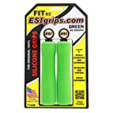 ESI Fit Xc Handle Bar Tape Grips, 130mm, Green