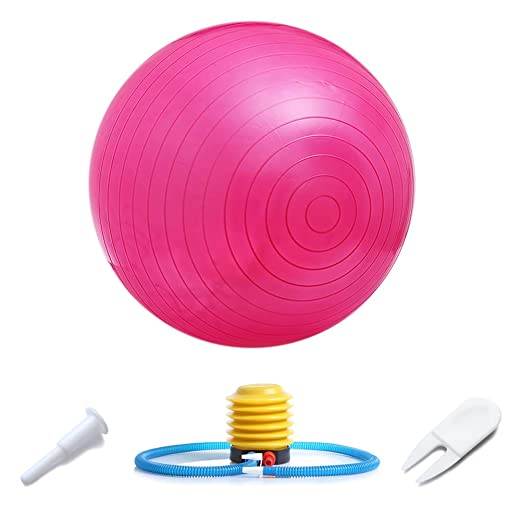 WINBST Bola de Gimnasia Bola de Equilibrio Bola de Yoga y ...