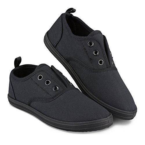 Chillipop Slip-On Laceless Fashion Sneakers for Girls, Boys, Toddlers & Kids ()