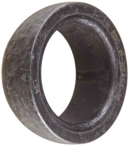 RBC Bearings IRB24SA18 1.5 '' Bore x 2.438 '' OD x 0.91 '' Width Unsealed Spherical Plain Bearing by RBC Bearings
