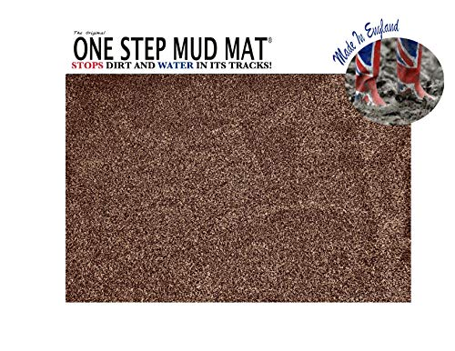One Step Mud Mat Original Made In England 31w X 47l Large