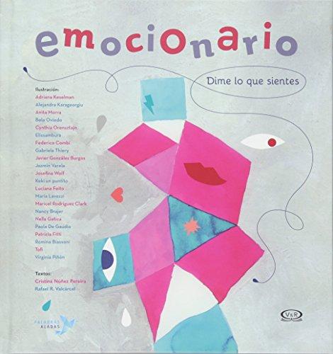 Emocionario (Dime Lo Que Sientes) (Spanish Edition)