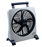 PC Hardware : O2 Cool Smartpower Fan With Usb Port 10 In. Gray Ac