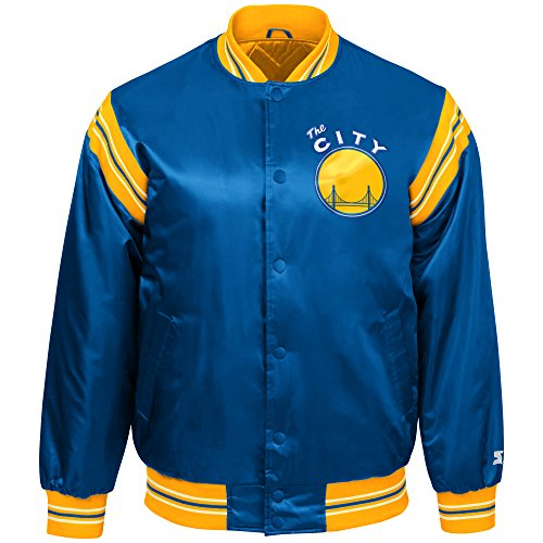 Warriors Letterman Jacket