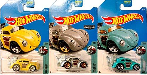 Hot Wheels Volkswagen Beetle New 2017 Variants Tooned Car Za