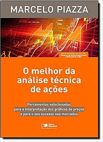 ae9128ffe4597 O Melhor da Análise Técnica de Ações - 9788502101043 - Livros na Amazon  Brasil
