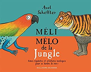 "Afficher ""Méli-mélo de la jungle"""