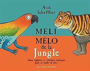 """Afficher """"Méli Mélo de la jungle"""""""